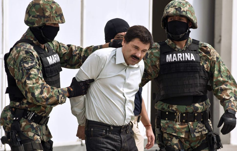 El Chapo's Killing Games Could Foreshadow the Outcome of His Trial