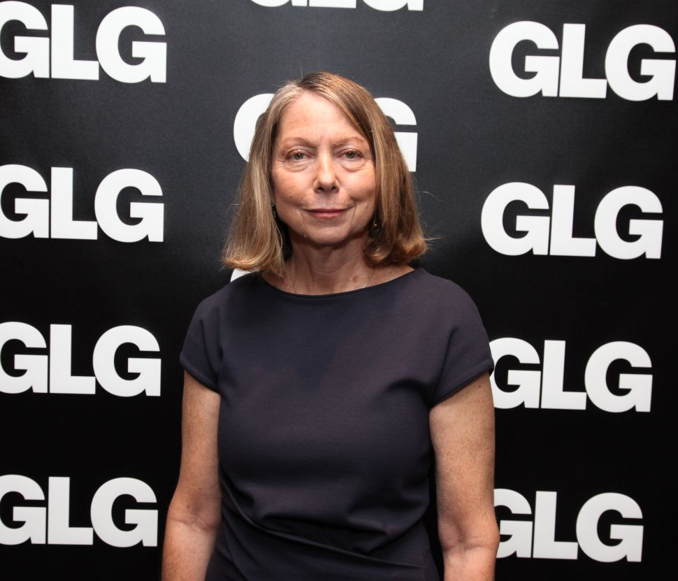 Jill Abramson's Book 'Merchants of Truth' Is Getting Slammed for Its Inaccuracies