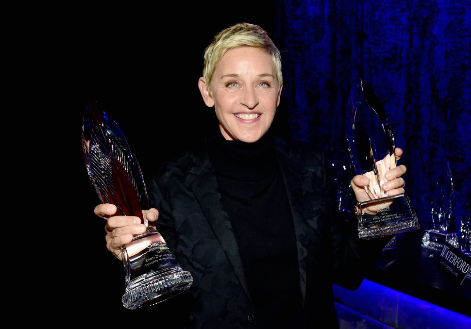 Ellen DeGeneres Just Treated Herself to a $27 Million Montecito Mansion