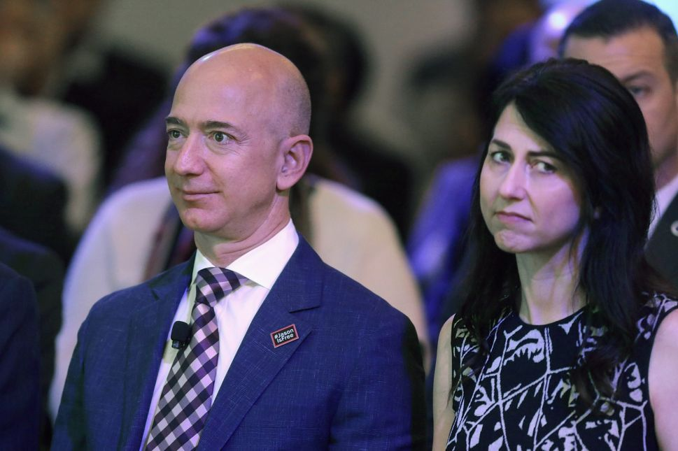 How Much Amazon Money Could Jeff Bezos' Wife Get From Their Divorce?