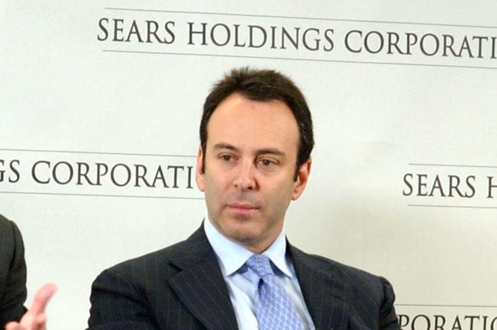 The Man Who Steered Sears Into Bankruptcy Just Saved It—Maybe