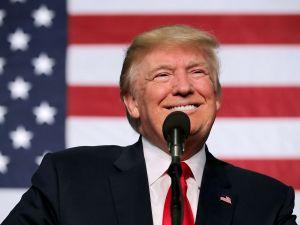 U.S. President Donald Trump.