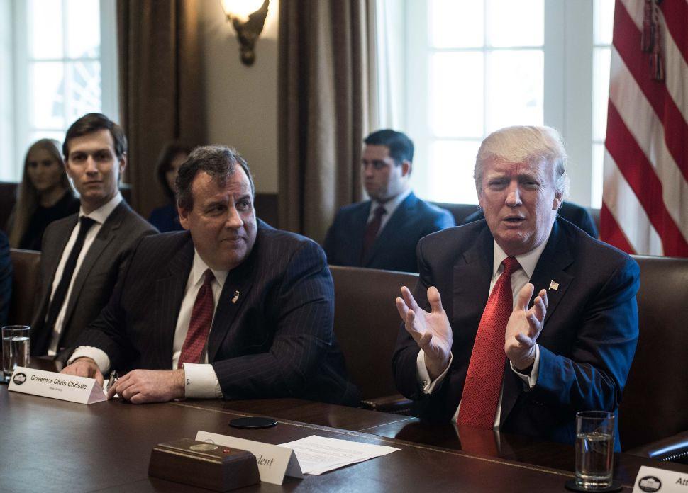 NJ Politics Digest: Christie Blames Kushner for 'Political Hit Job'