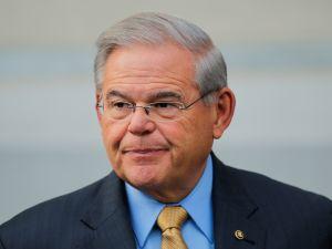 U.S. Sen. Robert Menendez (D-NJ).
