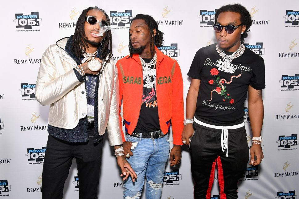 What Migos and Drake's Lyrical Vocabularies Say About the Current State of Hip Hop