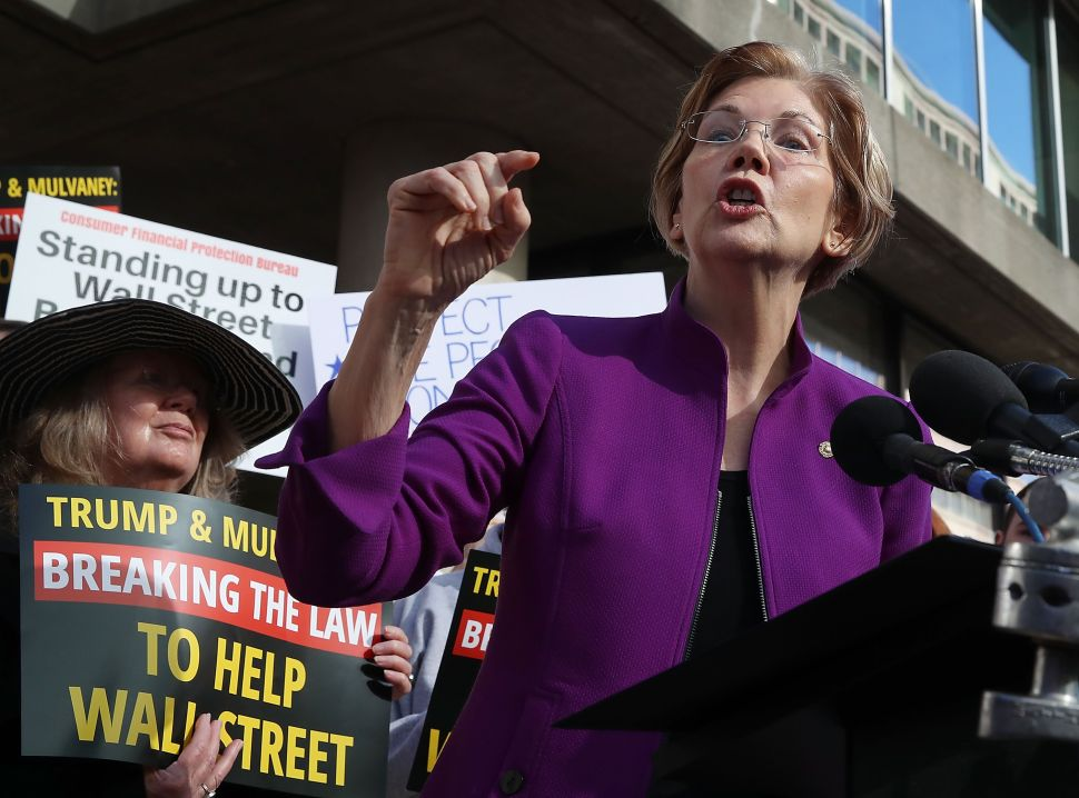 Elizabeth Warren Calls Her 2020 Platform a Fantasy, Says She's Moving the Overton Window