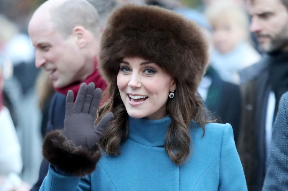 Kate Middleton Is Keeping Things Chill for Her 37th Birthday
