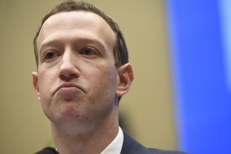 Mark Zuckerberg's Early Mentor Said He Was 'Disappointed' and 'Ashamed' of Facebook