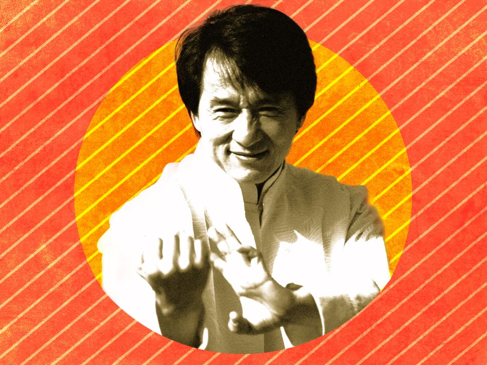 How Jackie Chan's Hair-Raising 'Police Story' Stunts Changed the Movie Industry