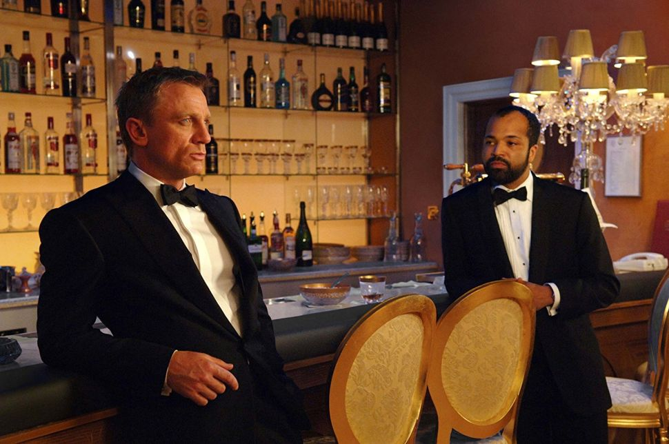 Which James Bond Is the Biggest Drunk?
