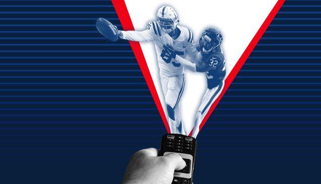 NFL TV Ratings Netflix Amazon Apple