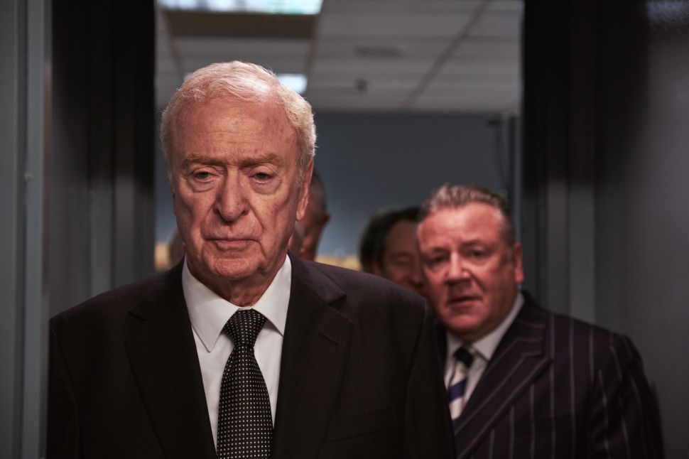 Michael Caine Is a Smooth Criminal in the Sly Geriatric Heist Flick 'King of Thieves'