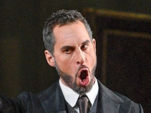 Kyle Ketelsen is the jealous husband Golaud in Debussy's 'Pelléas et Mélisande'.
