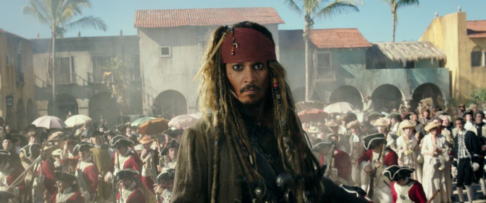 Disney Could Save $90M by Ditching Johnny Depp for Its 'Pirates of the Caribbean' Reboot