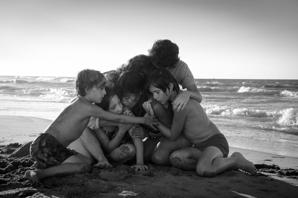 Netflix Is Spending Loads of Money to Make Sure 'Roma' Wins an Oscar