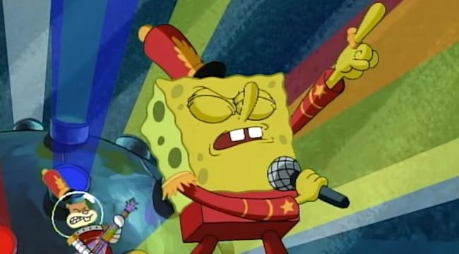 'SpongeBob SquarePants' Super Bowl Halftime Show Petition Draws More Than 1 Million Signatures