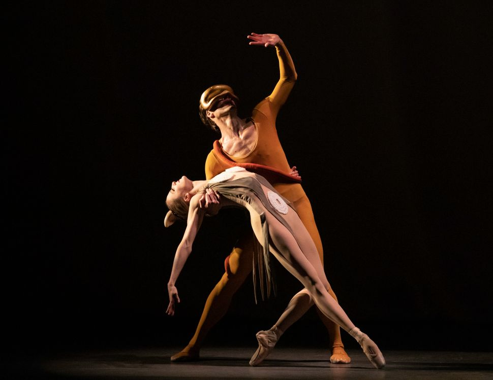 City Ballet: A Triumphant 'Apollo' Debut, a Disastrous 'Orpheus' Revival, and More…