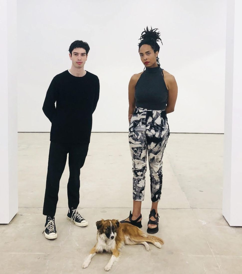 23-Year-Old Matthew Brown Opens LA's Newest Gallery
