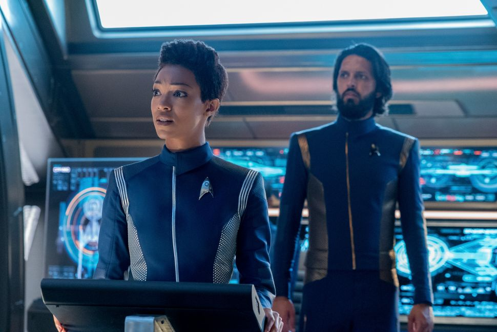 CBS All Access Is Betting Its Streaming Future on 'Star Trek' and Jordan Peele