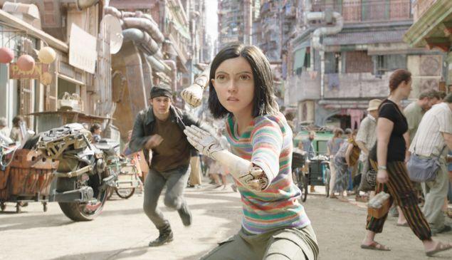 ALITA: BATTLE ANGEL Rotten Tomatoes Box Office