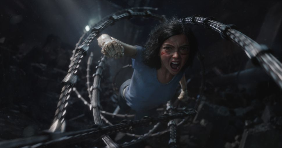 'Alita: Battle Angel' Is So Bad, James Cameron Should Give Fox Its $200 Million Back