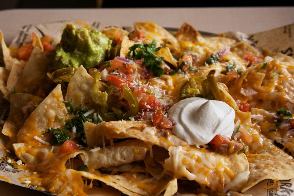 This NYC Sports Bar Is the Perfect Place to Rage Eat Nachos During the Super Bowl