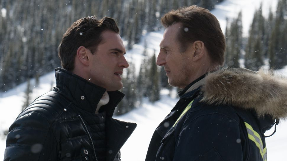 Liam Neeson's Vicious Revenge Thriller 'Cold Pursuit' Is 'Death Wish' With Icicles