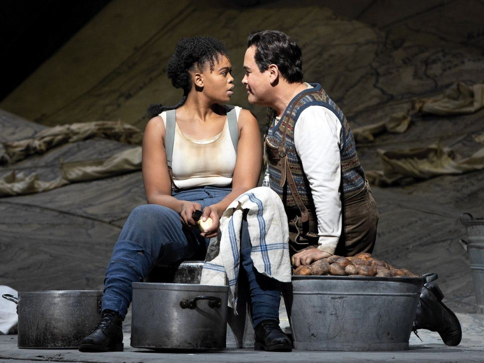 A Donizetti Rom-Com Fizzes; A Mozart Tragedy Flops at the Met Opera