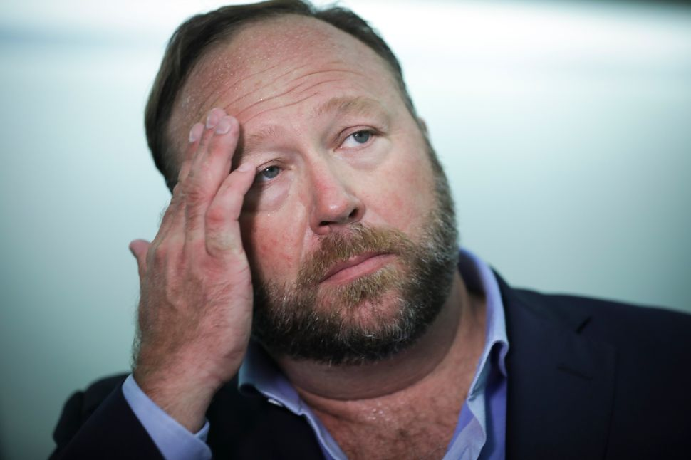 What the FDA's Supplement Crackdown Means for Placebo Kingmaker Alex Jones