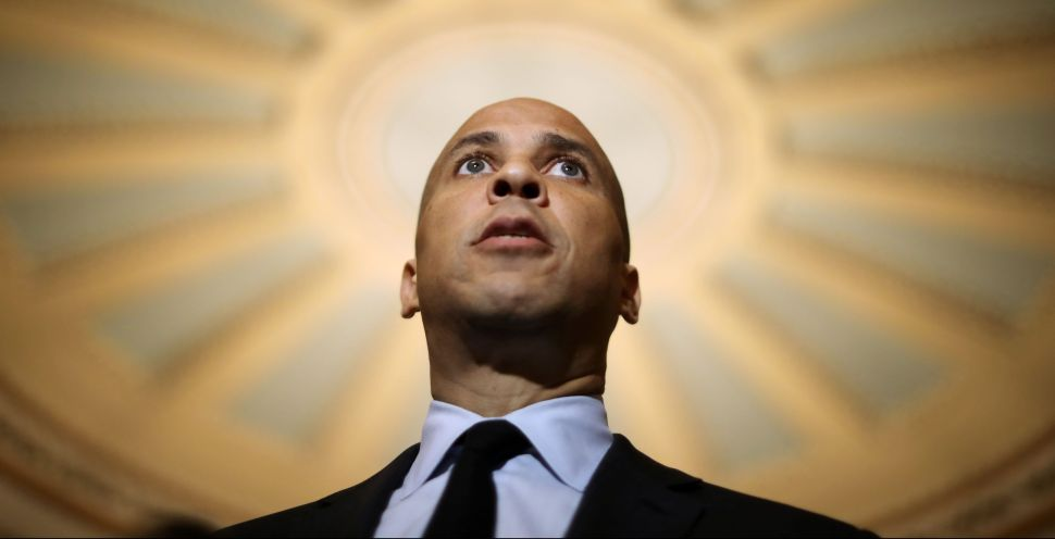 Can Cory Booker Unite the Country With His Message of Love?