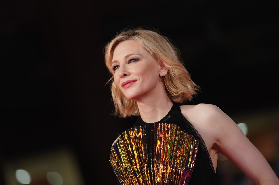 Cate Blanchett Tried To Turn Her Kids Vegetarian By Getting Them Pigs Observer