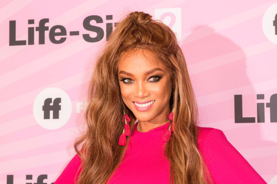 Tyra Banks Is Launching a Model Theme Park Where You Can Be Your 'Fiercest Best Self'
