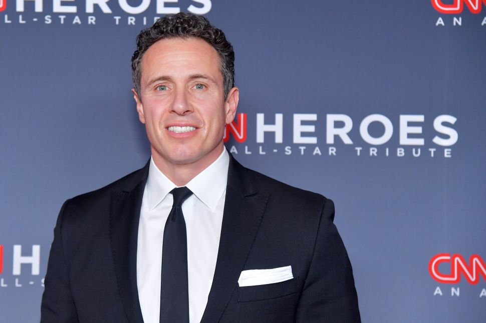 Chris Cuomo Is Signing Off From His Newsworthy Southampton Estate