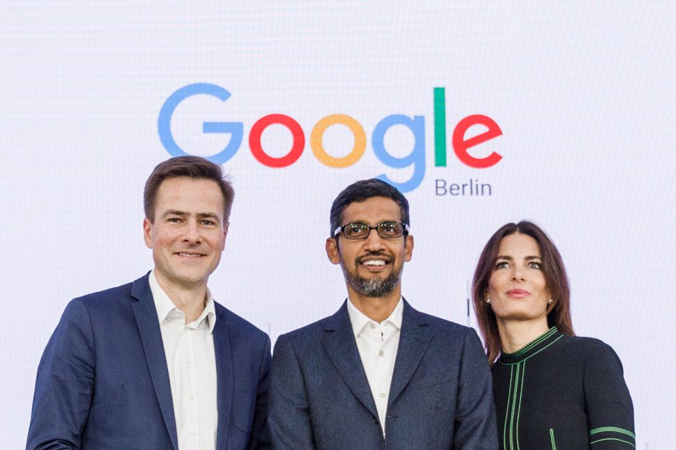 Google CEO Sundar Pichai Is Losing His Shine After China Setback