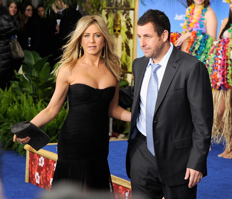 Could Adam Sandler and Jennifer Aniston's New Netflix Movie Drop This Summer?