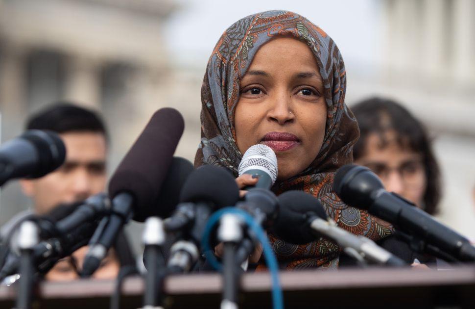 Did GOP Allegations of Anti-Semitism Against Ilhan Omar Kill Yemen Bill?