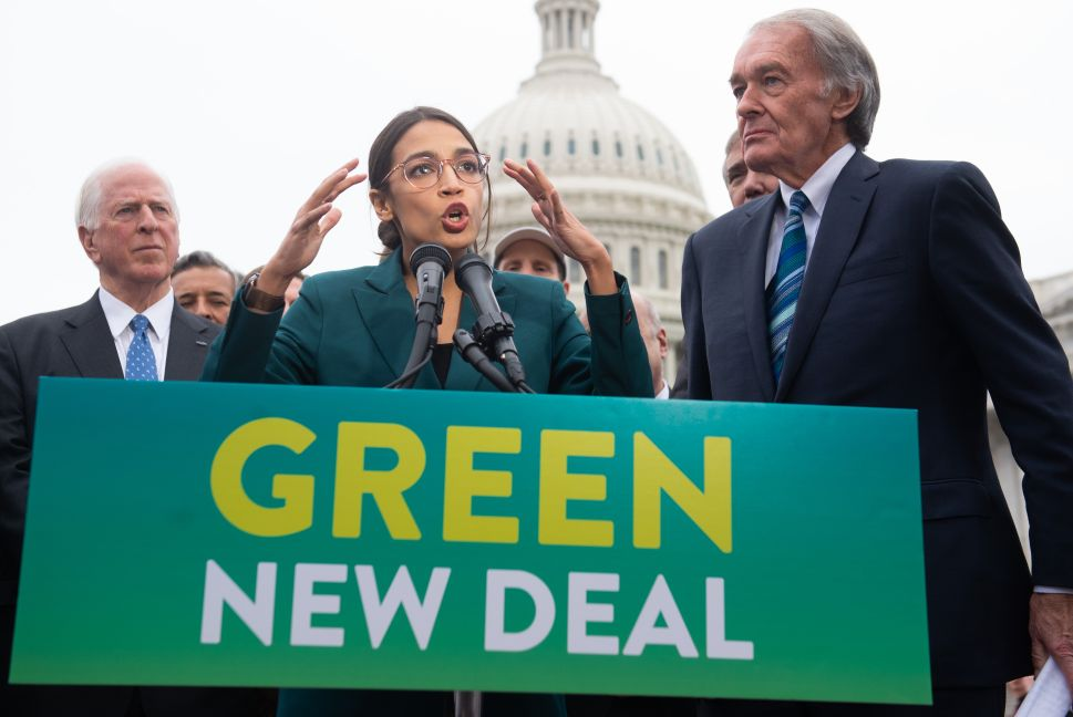 Alexandria Ocasio-Cortez Revisits Climate Change Gripes With Nancy Pelosi