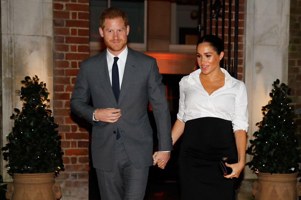 Prince Harry and Meghan Markle Aren't Giving Up on the Cotswolds Just Yet