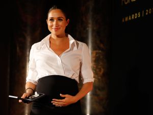 Meghan Markle New York trip for baby shower