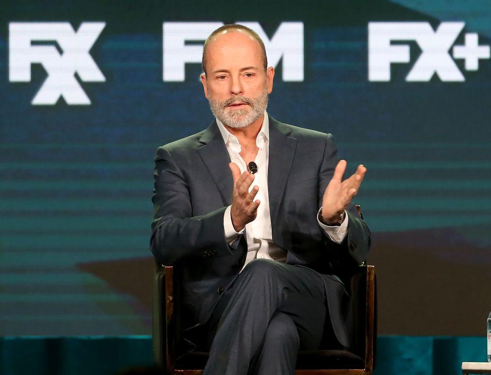Here's What FX CEO John Landgraf Plans to Do With All That Disney Money