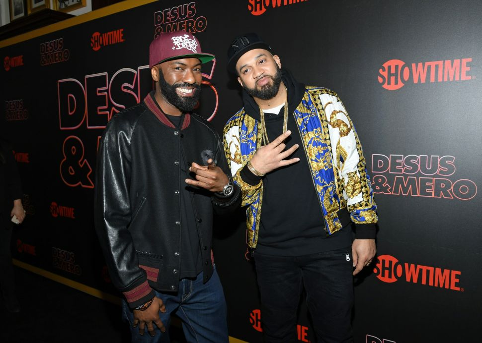 Desus and Mero Suggest You Shake Up Some Signature Cocktails to Celebrate Their New Show
