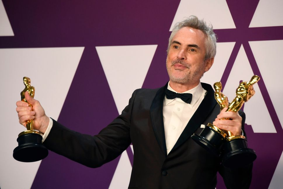 Alfonso Cuarón's Lubezki Shout-Out Was About More Than Honoring One Great Cinematographer