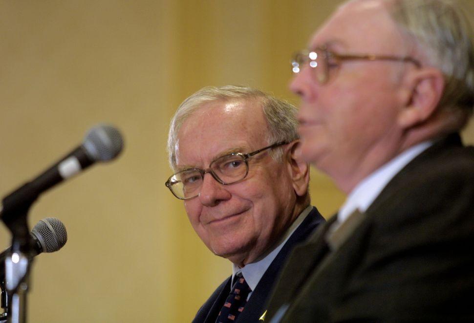 Warren Buffett Drops Another Hint on Berkshire's Succession Plan in Shareholder Letter
