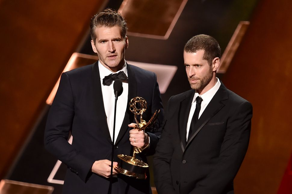 Will the 'Game of Thrones' Creators Return to HBO After Their 'Star Wars' Movies?