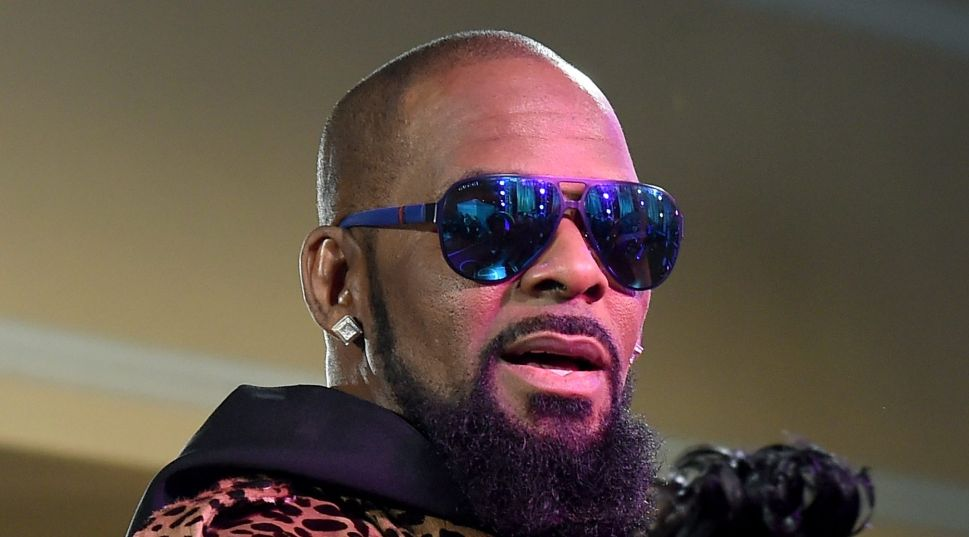 R. Kelly Has Been Charged With 10 Counts of Criminal Sexual Abuse