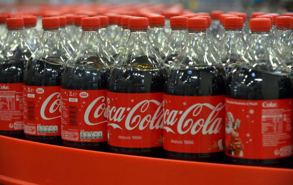 Are Millennials 'Killing' Coca-Cola Too?