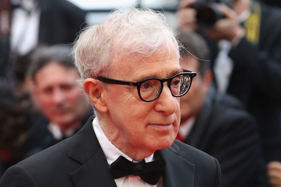 Woody Allen Just Slapped Amazon With a $68 Million Lawsuit