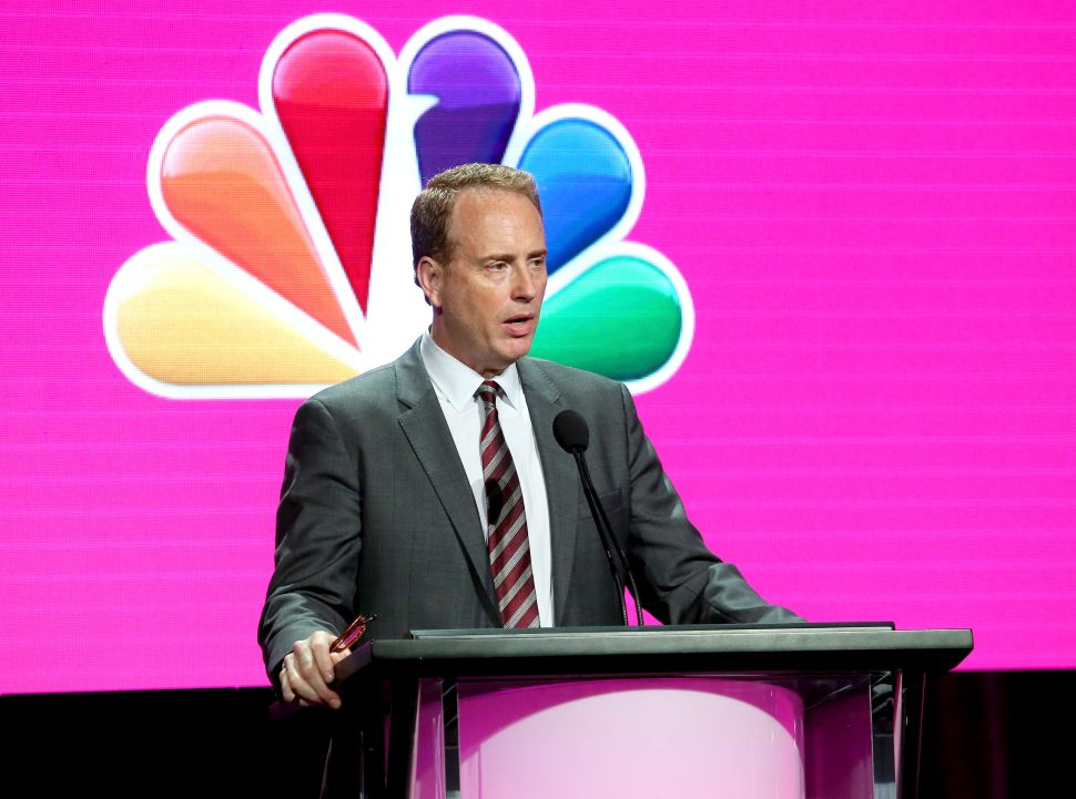 Is Ex-NBC Chairman Bob Greenblatt the Right Guy to Head Up WarnerMedia's HBO and Turner?