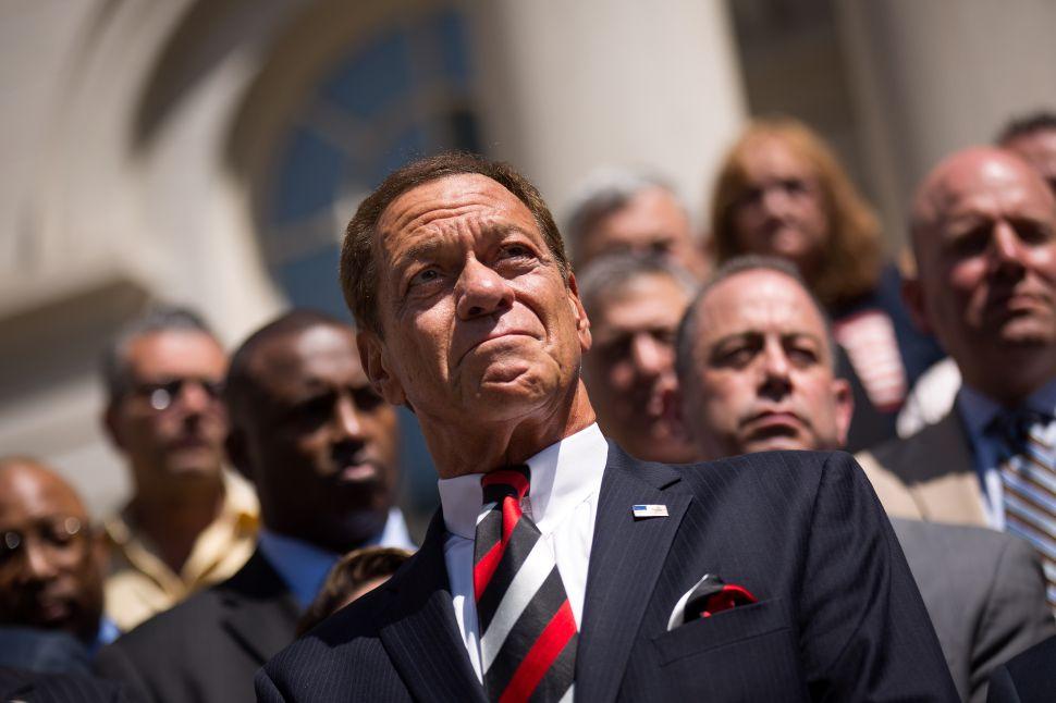 NJ Politics Digest: Piscopo Already Staking Out Gubernatorial Turf