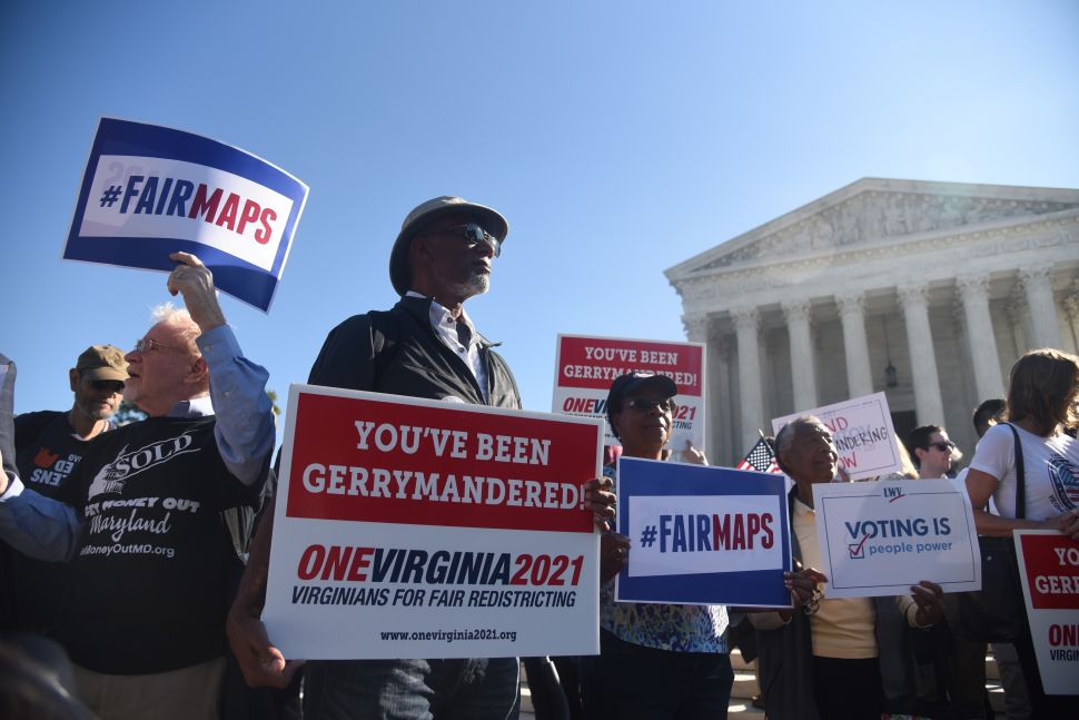 Will the Supreme Court Decide Who Runs the US After 2020 Redistricting?